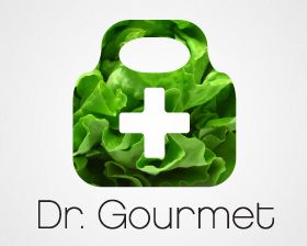 Dr. Harlan (aka Dr. Gourmet) contracted us to redesign it's logo to be used not only on the website, but also on a line of healthy products that are sold across the United States. With this large audience in mind they knew that by turning to a well established company like Skuba that they would be getting a solid product from an agency with national experience.