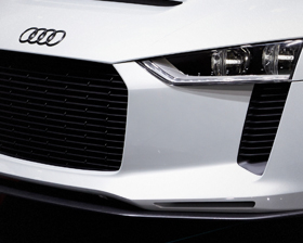Background-audi-white-car