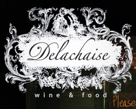 Branding, Logo Design, Web Design & Development - As the first wine bar & bistro in New Orleans the Delachaise has a long standing reputation as the place to go for go for a great glass of wine and excellent food in a casual atmosphere. Initially when they opened in 2004 they were known as a late night option, but added a patio and is now open for lunch 3 days a week. It was time to refresh the late night feeling brand we originally created for them.