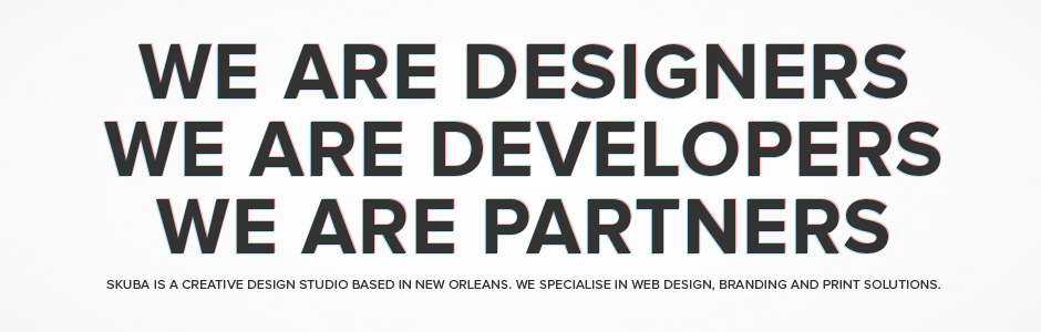 We-are-designers-developers-partners