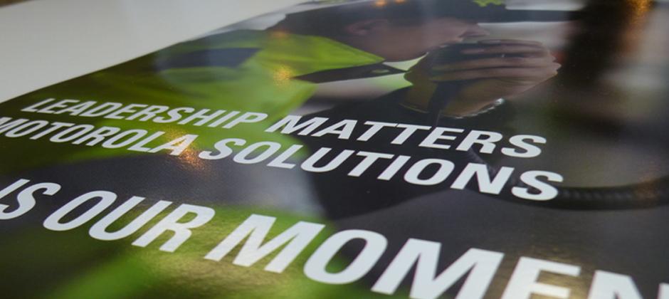 Motorola-print-design-brochure-front-cover