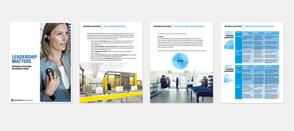 Motorola-print-design-brochure-leadership-matters