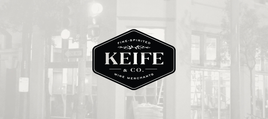 Keife and Co fine wine merchants in New Orleans logo