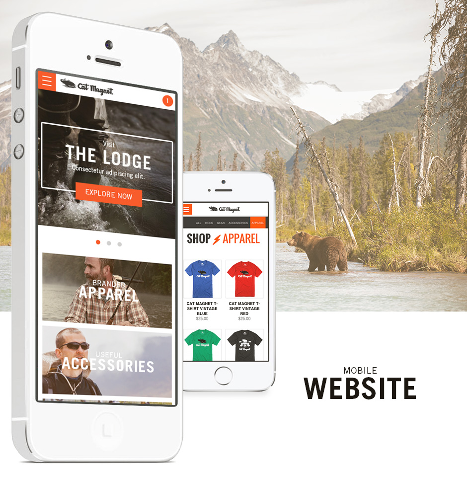 Catmagnet-mobile-ecommerce-website-web-design-iphone-cms-expressionengine
