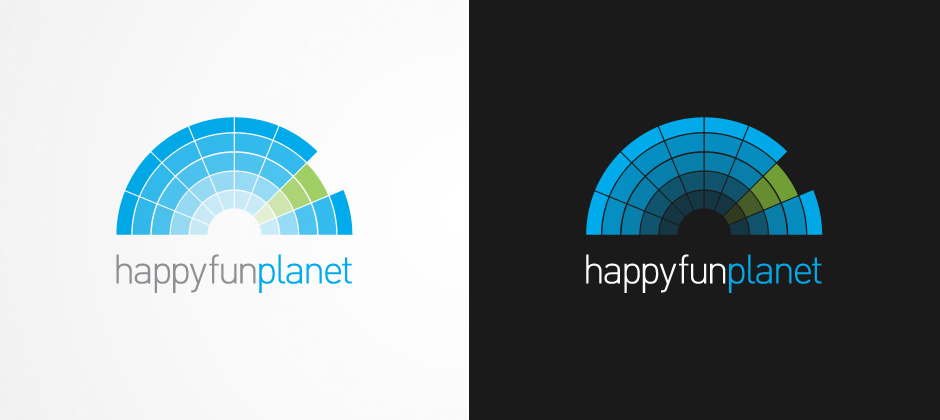 Happy-fun-planet-branding-logo-light-dark-example