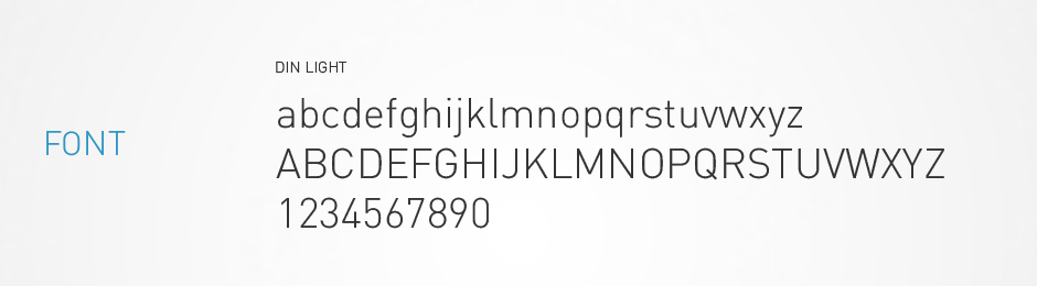 Happy-fun-planet-font-din-light-typeface