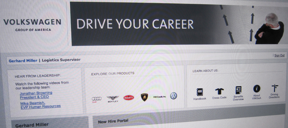 Volkswagen-group-of-america-website-design-screenshot-drive-your-career