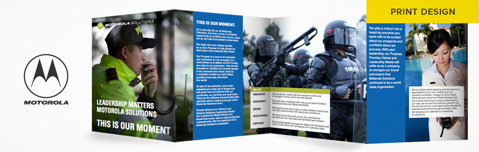 Print brochure motorola solutions