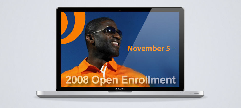 Monster-dot-com-motion-graphic-2008-open-enrollment-man-orange-shirt-macbook