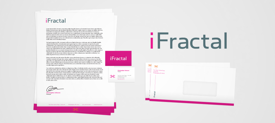 Ifractal-human-resources-company-stationary-envelope-letter-business-cards-branding-logo